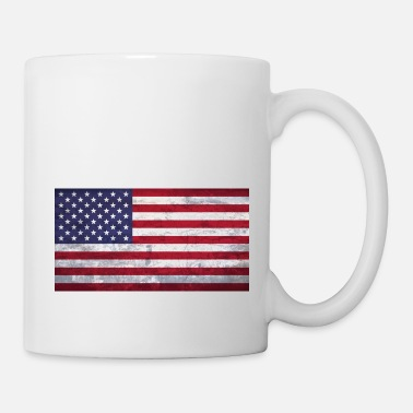 National Colours USA national flag - Mug