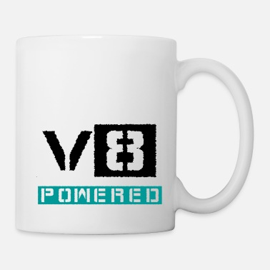 V8 V8 powered - Mug