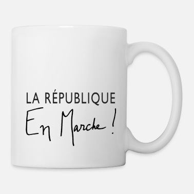 Le Have A Party La Republique En Marche! - Mug