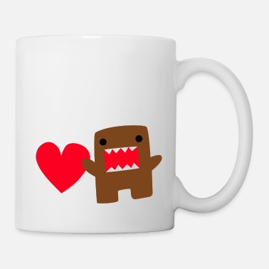 Domo Kun Domo-kun in love - Mug