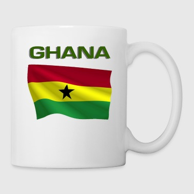 Ghanaian Flag - Coffee/Tea Mug