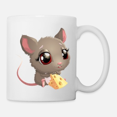 Mouse Mouse rodent cheese rat wildlife - Mug