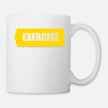 Exercise exercise - Coffee/Tea Mug