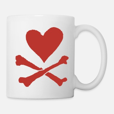Dangerous Heart - Coffee/Tea Mug