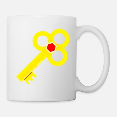 Ramseys Retro Apparel Ramseys Secret Key - Mug