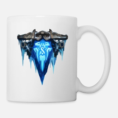 League Of Legends Freljord Crest - Coffee/Tea Mug