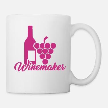 Winemaking Winemaker - Mug
