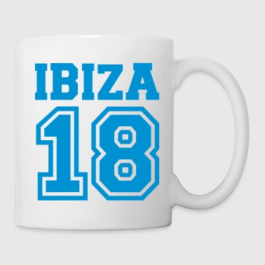 Ibiza Ibiza 2018 - Coffee/Tea Mug