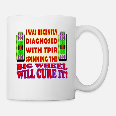 Price TV Game Show Contestant - TPIR (The Price Is...) - Coffee/Tea Mug