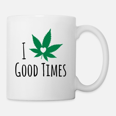 Hemp Hemp Leaf - Coffee/Tea Mug