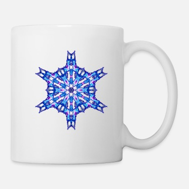 Platonic Solids Pineal Hexagonal Chakra - Mug