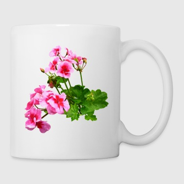 Geranium Profile - Coffee/Tea Mug