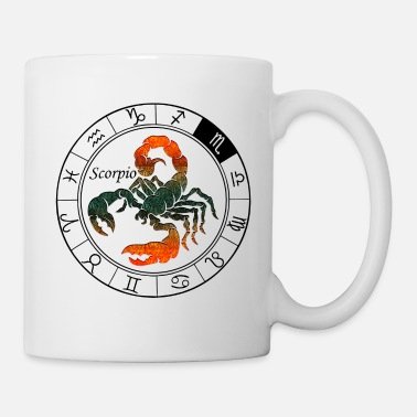 Astrology Scorpio Astrological - Mug