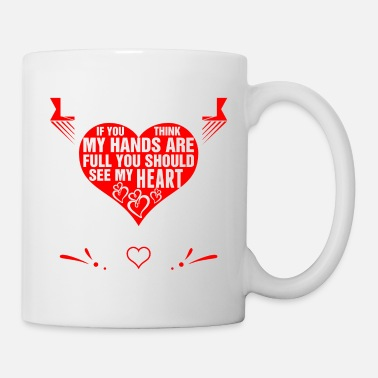 2nd Grade Teacher 2nd Grade Teacher Heart Tshirt - Mug
