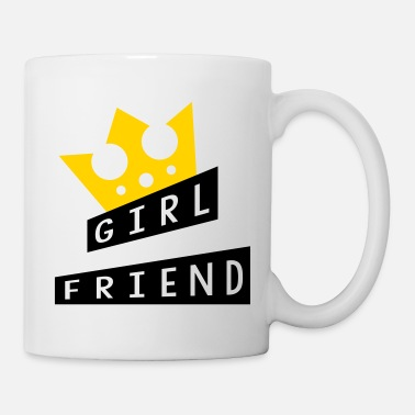 Romantic Joke Darling Girlfriend - Love - Mug