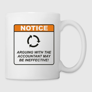 Accountant / Argue - Coffee/Tea Mug