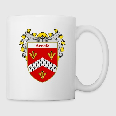Family Crest Arnold Coat of Arms/Family Crest - Coffee/Tea Mug