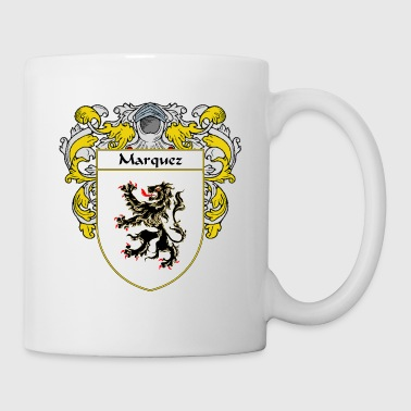 marquez_coat_of_arms_mantled - Coffee/Tea Mug