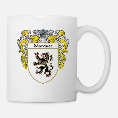 Puerto Rico marquez_coat_of_arms_mantled - Coffee/Tea Mug