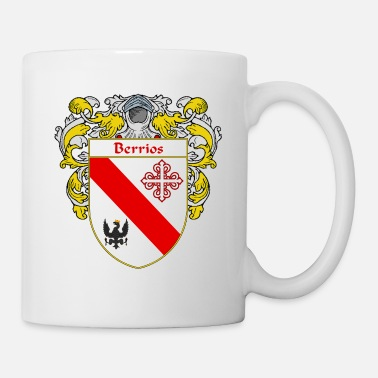Puerto Rico berrios_coat_of_arms_mantled - Coffee/Tea Mug