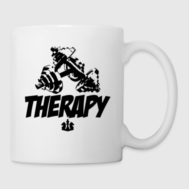 Therapy Therapy - Coffee/Tea Mug