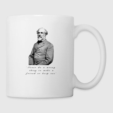 Robert E Lee design - Coffee/Tea Mug