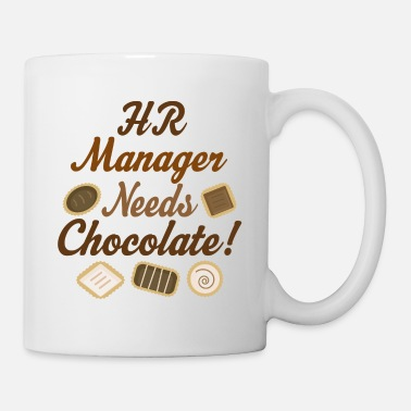 Hr Manager HR Manager Funny Gift - Coffee/Tea Mug