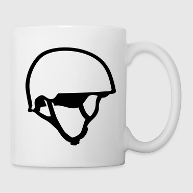 Helmet - Coffee/Tea Mug