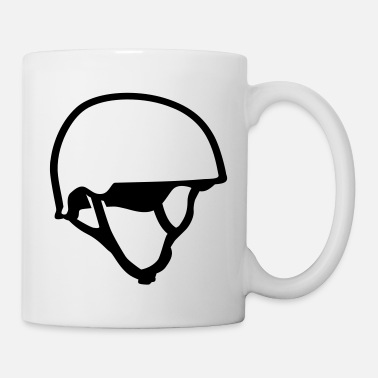 Helmet Helmet - Coffee/Tea Mug