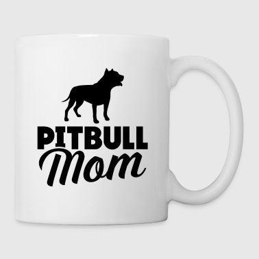Pitbull Mom - Coffee/Tea Mug