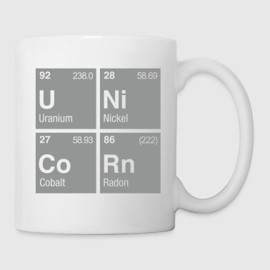 unicorn periodic table coffeetea mug - Periodic Table Mug Australia