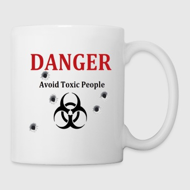 Avoid toxic people - Coffee/Tea Mug