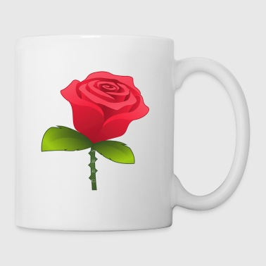 Rosa - Coffee/Tea Mug