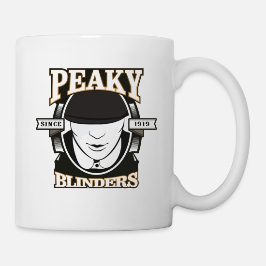 Blinders Peaky Peaky Mug Coffeetea Coffeetea White Blinders Oyv0wmN8n