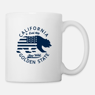 Golden State California Golden State - Mug