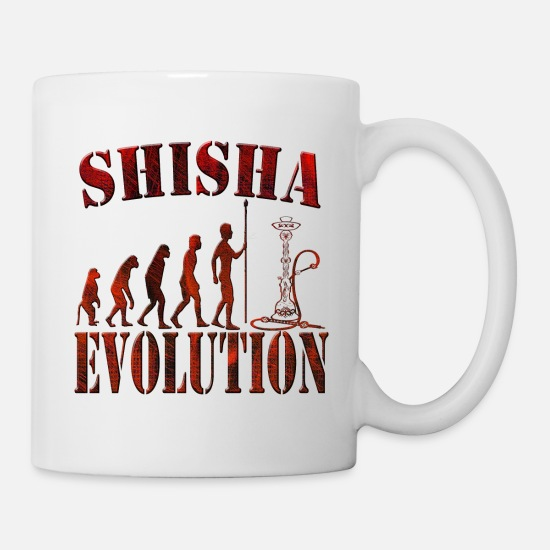 Gift Idea Mugs & Drinkware - Shisha - Mug white