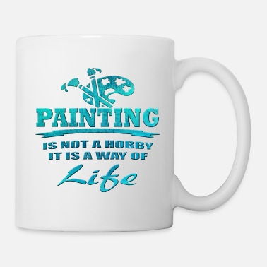 Painting Painting - Coffee/Tea Mug