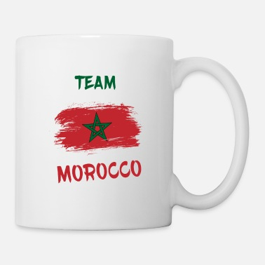 Arabia Team Morocco / Gift Marokko Arabia - Coffee/Tea Mug