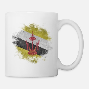 Born In Brunei Darussalam - Coffee/Tea Mug