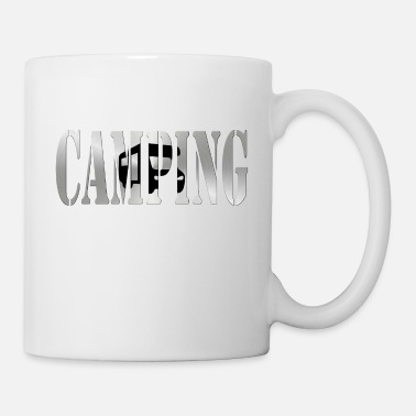 Camp Camping - Coffee/Tea Mug