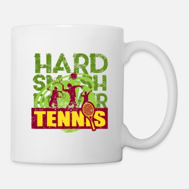 Style Tennis Motivational Gift T-Shirt - Coffee/Tea Mug