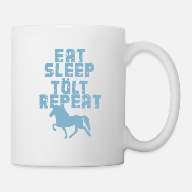 Gallop Icelandic Horse: Pony Merch - Coffee/Tea Mug