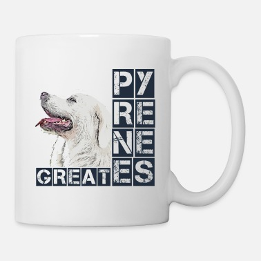 Italy Great Pyrenees - Coffee/Tea Mug