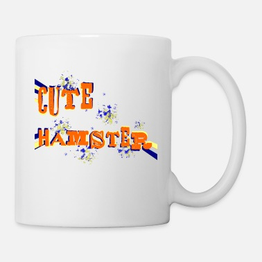 Steal cute hamster - Coffee/Tea Mug