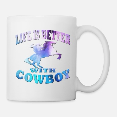 Marshall Cowboy - Coffee/Tea Mug