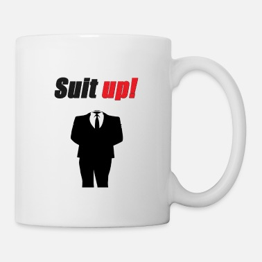 Suit Of Armor suit - Mug