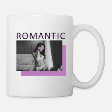 Romantic not romantic - Mug