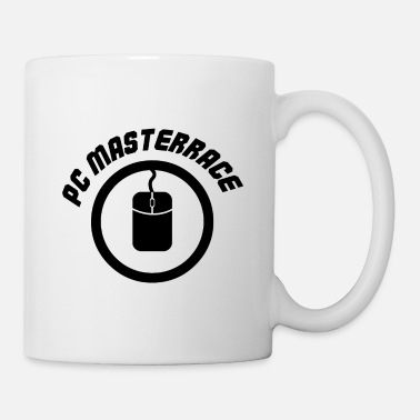 Pc Pc masterrace! Pc gamer - Mug