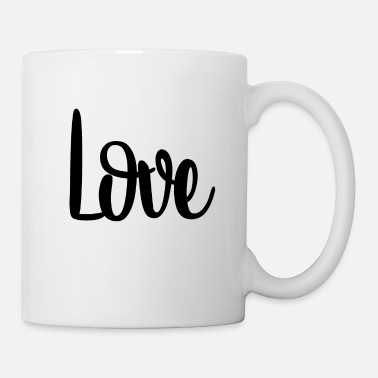 Lovely LOVE LOVE LOVE - Mug