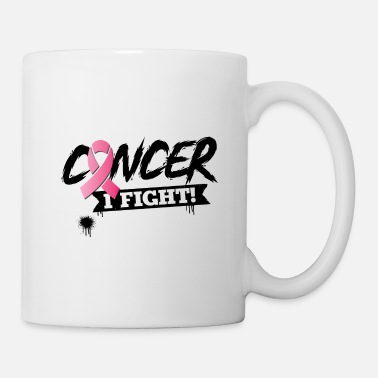 Breast Cancer - I fight! - Mug